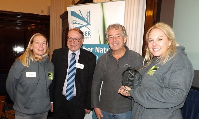 Youth in Nature wins the 2017 Humber Nature Partnership Award